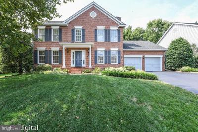 Frederick Single Family Home For Sale: 2405 Noble Manor Lane