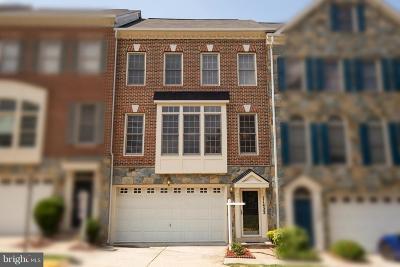 Fairfax Townhouse For Sale: 11422 Log Ridge Drive