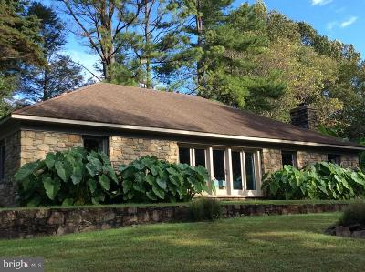Fauquier County Single Family Home For Sale: 3037 Halfway Road