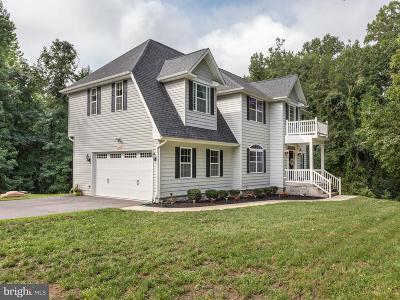 Sunderland Single Family Home For Sale: 6147 Federal Oak Drive