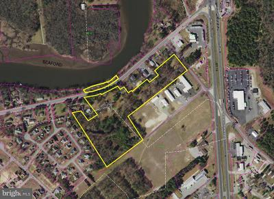Seaford Residential Lots & Land For Sale: 8668 Concord Road