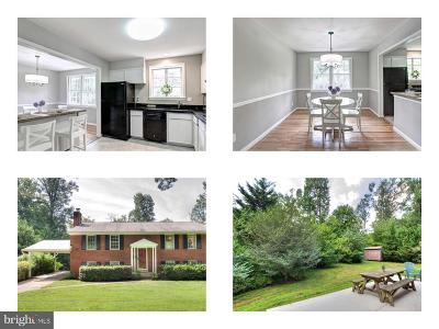Annandale Single Family Home For Sale: 4436 Stark Place