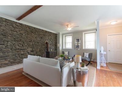 Roxborough Single Family Home For Sale: 370-72 Cinnaminson Street