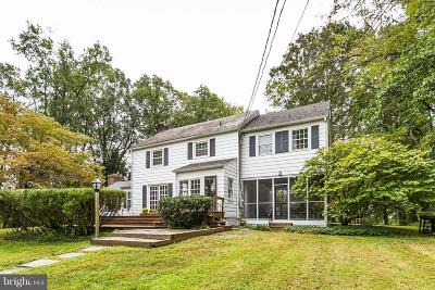 Baltimore County Single Family Home For Sale: 16323 Matthews Road