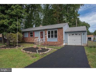 Bensalem Single Family Home For Sale: 1319 Woodbine Avenue