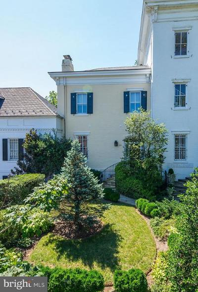 Georgetown Townhouse For Sale: 3306 R Street NW