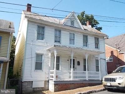 Winchester Single Family Home For Sale: 115 Monmouth Street