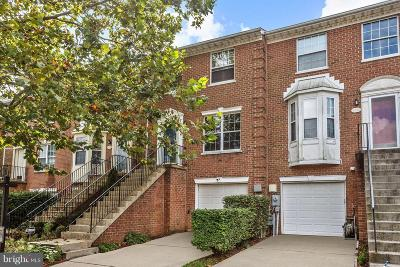 Columbia Townhouse For Sale: 9054 Constant Course