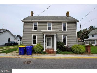 Harrington Single Family Home Active Under Contract: 107 Fleming Street