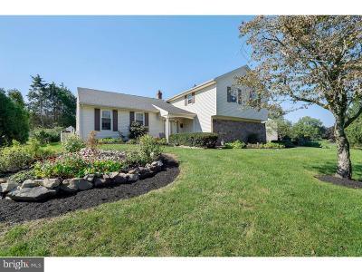 Bucks County Single Family Home For Sale: 30 Canal Run W