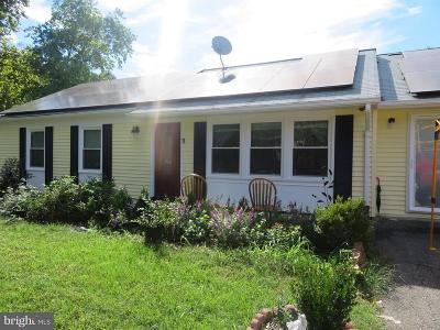 Upper Marlboro Single Family Home For Sale: 11207 Woodlawn Boulevard
