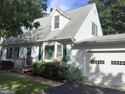 Stevensville Single Family Home For Sale: 718 Cloverfields Drive