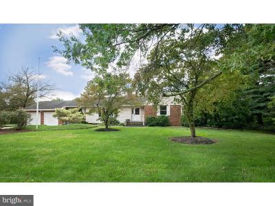Robbinsville Single Family Home For Sale: 32 Bresnahan Road