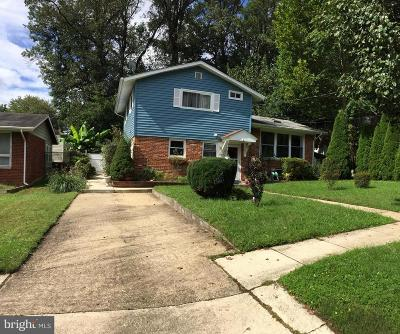 Single Family Home For Sale: 11814 Pittson Road