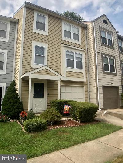 Montgomery County Townhouse For Sale: 11212 White Barn Court