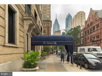 Philadelphia Condo For Sale: 250 S 17th Street #201