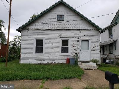 Fieldsboro Single Family Home For Sale: 243 4th Street
