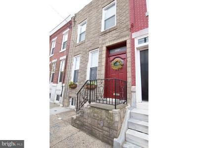 Point Breeze Townhouse For Sale: 2050 Morris Street