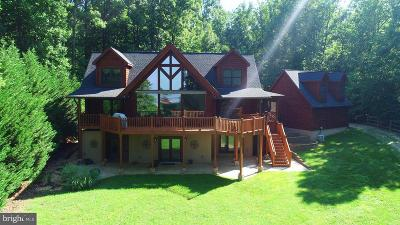 Louisa County Single Family Home For Sale: 79 Retriever Court