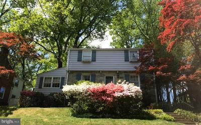 Silver Spring Single Family Home For Sale: 233 Whitmoor Terrace