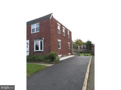Hatboro Single Family Home For Sale: 210 E County Line Road