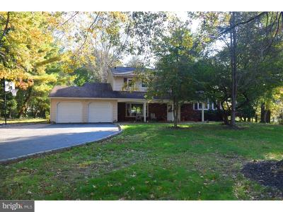 Princeton Junction Single Family Home For Sale: 15 Slayback Drive