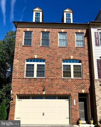 Arnold Townhouse For Sale: 1111 Canterwood Place