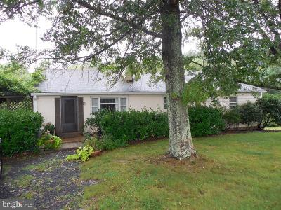 Warrenton Single Family Home For Sale: 8646 Lees Ridge Road