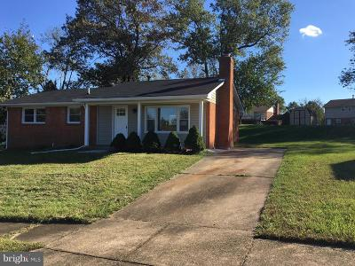 Upper Marlboro Single Family Home For Sale: 9807 Healy Court