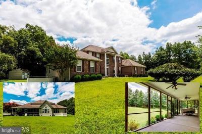 Charlotte Hall Single Family Home For Sale: 7730 Traeleigh Lane