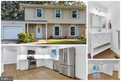 Waldorf Single Family Home For Sale: 1176 Harvard Road
