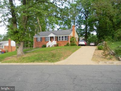 Annandale Single Family Home For Sale: 3801 Ridge Road