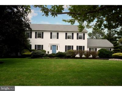 Princeton Junction Single Family Home For Sale: 23 Ginnie Lane