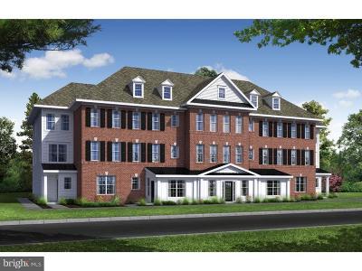 Claymont Townhouse For Sale: Montgom Lenape Way