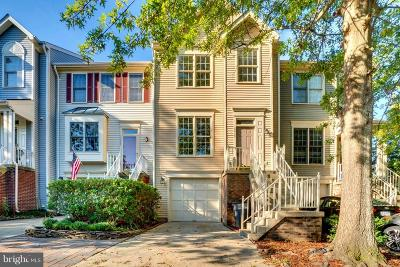 Manassas Townhouse Under Contract: 10829 Campaign Court