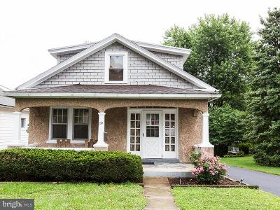 Lancaster Single Family Home For Sale: 19 S Cornell Avenue