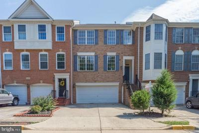Fairfax Townhouse For Sale: 3997 Troon Court
