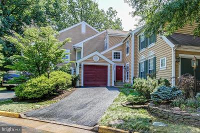 Reston Townhouse For Sale: 1558 Deer Point Way
