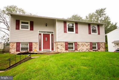 Reisterstown Single Family Home For Sale: 315 Norgulf Road