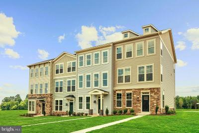 Glen Burnie Townhouse For Sale: 7219 Hartley Lane