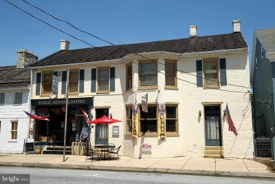 Sharpsburg Single Family Home For Sale: 111 Main 111/113 Street