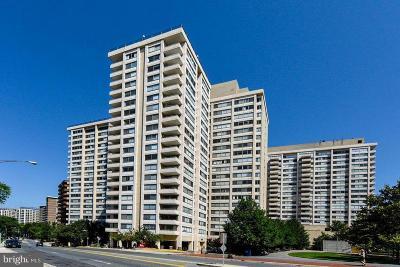 Chevy Chase Condo For Sale: 4515 Willard Avenue #1714S