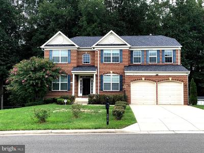 Upper Marlboro Single Family Home For Sale: 5612 Kaveh Court