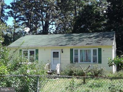 Millville Single Family Home For Sale: 504 Doe Place