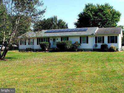 Denton Single Family Home For Sale: 22324 Butler Court