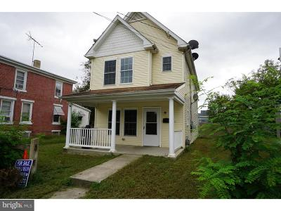 Millville Single Family Home For Sale: 111 W Foundry Street