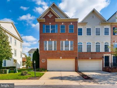 Gambrills Townhouse For Sale: 1149 Carbondale Way