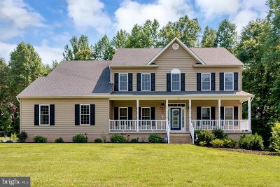 Fredericksburg Single Family Home For Sale: 45 Crowncrest Road