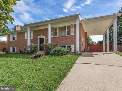 Clinton Single Family Home For Sale: 5703 Plata Street