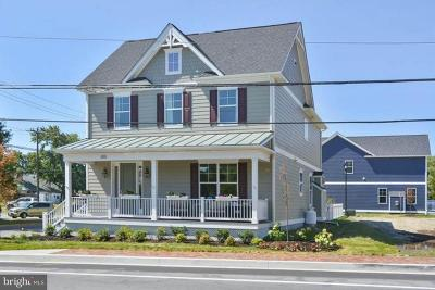 Saint Michaels Single Family Home For Sale: 300 N Talbot Street